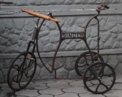Житель Харькова создает уникальные велосипеды